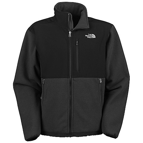 On Sale. Free Shipping. The North Face Men's Denali Wind Pro Jacket DECENT FEATURES of The North Face Men's Denali Wind Pro Jacket Zip-in compatible integration with complementing garments from The North Face Abrasion-resistant shoulders Napoleon chest pocket Two secure zip hand pockets Elastic-bound cuffs and hem Hem cinch-cord The SPECS Average Weight: 25.8 oz / 730 g Center Back Length: 28in. Body: 427 g/m2 (12.6 oz/yd2) 100% polyester Polartec Wind Pro ripstop shear ling Abrasion: 376 g/m2 (11.1 oz/yd2) 100% polyester Polartec Power Shield This product can only be shipped within the United States. Please don't hate us. - $158.99