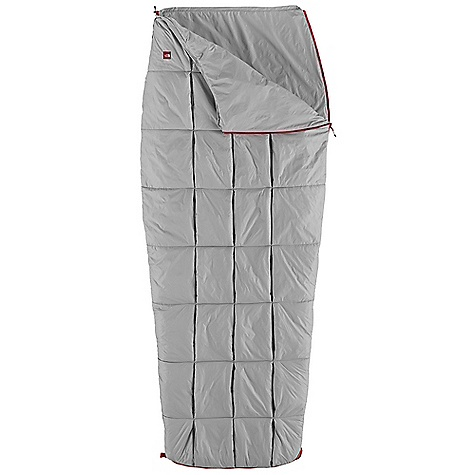 Camp and Hike Free Shipping. The North Face Mercurial Liner Bag DECENT FEATURES of The North Face Mercurial Liner Bag Shingled construction with Climashield CL Three temperature configurations for a wide range of uses Stuffsack inverts to use as a pillow Travel-friendly packed size Ultralight trims including mini drawcord and #5 YKK zipper Hang loops Bag opens up flat like a blanket The SPECS Stuffsack Size: 6 x 14in. / 15 x 36 cm Fill: Climashield CL Shape: Semi- Rectangular The SPECS for Regular Total Weight: 1 lb 14 oz / 851 g Fill Weight: 7 oz / 200 g Compressed Size: 263 cubic inches / 4.3 liter The SPECS for Long Total Weight: 2 lbs / 918 g Fill Weight: 8 oz / 225 g Compressed Size: 294 cubic inches / 4.8 liter This product can only be shipped within the United States. Please don't hate us. - $118.95