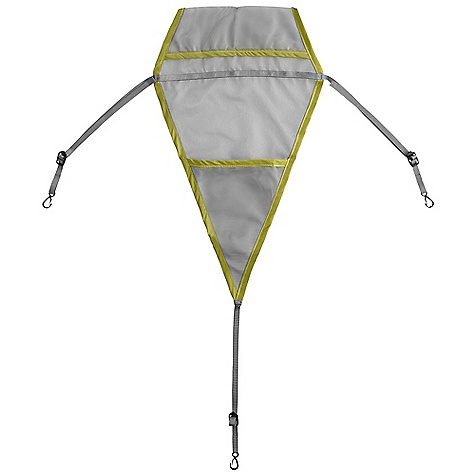 Camp and Hike The North Face Gear Loft Triangle The SPECS Fine mesh with nylon webbing This product can only be shipped within the United States. Please don't hate us. - $19.95