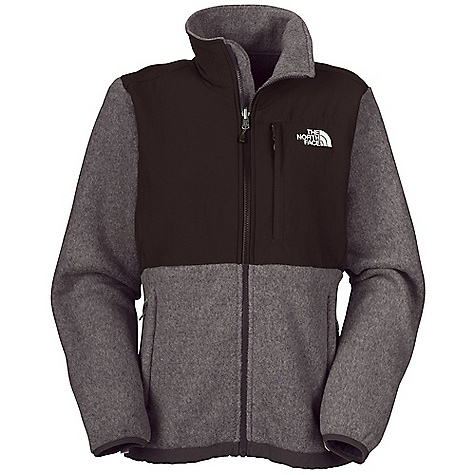 On Sale. Free Shipping. The North Face Women's Denali Jacket FEATURES of The North Face Women's Denali Jacket The zip-in-compatible integration is perfect for wearing with complementing garments from The North Face Abrasion-reinforced shoulders, chest and forearms protect the jacket from getting beat up by the elements and tricky things like tables Napoleon chest pocket adds a bit of interest and is great for storing mints or your ID safely Two secure-zip hand pockets for extra secure storage Media pocket allows you to take your fav music with you wherever you go Hem cinch-cord allows you to customize how tight the hem fits The elastic-bound cuffs are especially great at blocking wind gusts from going up your sleeves - $97.99