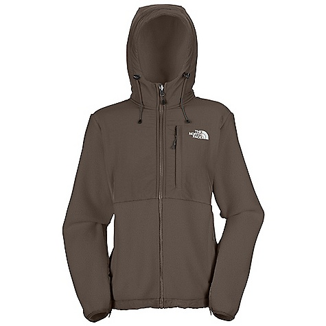 On Sale. Free Shipping. The North Face Women's Denali Hoodie DECENT FEATURES of The North Face Women's Denali Hoodie Zip-in-compatible integration with complementing garments from The North Face Abrasion-reinforced shoulders and chest Napoleon chest pocket Attached hood with drawcord Media pocket Hem cinch-cord The SPECS Average Weight: 24.69 oz / 700 g Center Back Length: 26in. Body: Recycled Polartec 300 Series fleece with DWR Abrasion: two-ply laundered nylon This product can only be shipped within the United States. Please don't hate us. - $118.99
