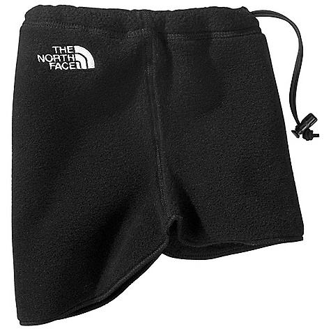 On Sale. The North Face WindStopper Neck Gaiter DECENT FEATURES of The North Face WindStopper Neck Gaiter Gore Windstopper paneling Stretch comfort Adjustable drawcord Embroidered logo The SPECS Average Weight: 2 oz / 56.6 g Gore Windstopper Polartec Power Stretch This product can only be shipped within the United States. Please don't hate us. - $27.99