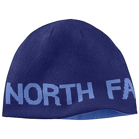 Entertainment On Sale. The North Face Reversible TNF Banner Beanie DECENT FEATURES of The North Face Reversible TNF Banner Beanie Reversible Embroidered logo Double-layer knit The SPECS Average Weight: 2.3 oz / 65.09 g 95% acrylic, 5% elastane This product can only be shipped within the United States. Please don't hate us. - $16.99