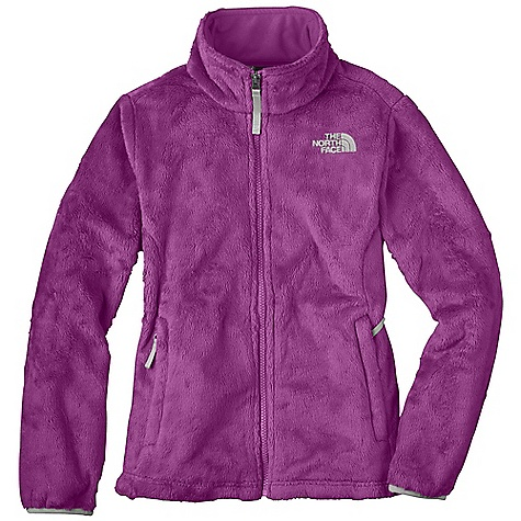 On Sale. Free Shipping. The North Face Girls' Osolita Jacket DECENT FEATURES of The North Face Girls' Osolita Jacket Super soft and cozy high-pile fleece body Zip hand pockets High loft fleece collar lining Embroidered logo at left chest The SPECS Average Weight: 14.7 oz / 418 g Center Back Length: 21in. 315 g/m2 100% polyester high-pile fleece This product can only be shipped within the United States. Please don't hate us. - $66.99