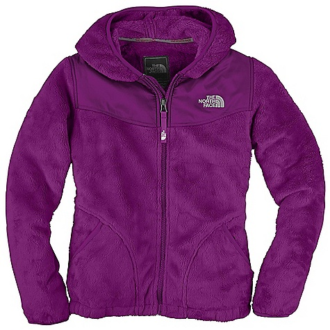 On Sale. Free Shipping. The North Face Girls' Oso Hoodie DECENT FEATURES of The North Face Girls' Oso Hoodie Super soft and cozy high-pile fleece body Fixed hood Elastic binding at cuffs, hand pockets and hood Encased elastic at hem ID label Embroidered logo at left chest and back right shoulder The SPECS Average Weight: 14.8 oz / 420 g Center Back Length: 21.5in. Body: 315 g/m2 100% polyester high-pile fleece Body and Hood Overlay: 30D 50 g/m2 100% polyester taffeta with DWR This product can only be shipped within the United States. Please don't hate us. - $59.99