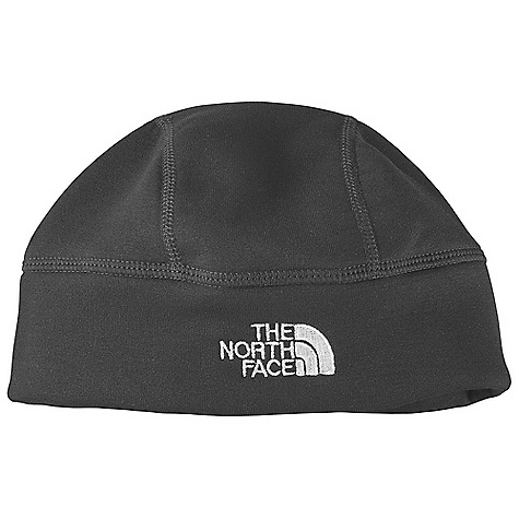 Entertainment The North Face Ascent Beanie DECENT FEATURES of The North Face Ascent Beanie Superstretch Flat-locked seams Embroidered logo The SPECS Average Weight: 1.1 oz / 31.13 g 53% polyester 38% nylon 9% elastane Polartec Power Stretch This product can only be shipped within the United States. Please don't hate us. - $34.95