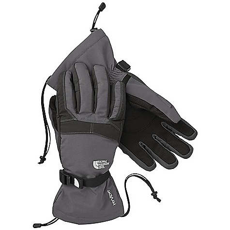On Sale. Free Shipping. The North Face Men's Montana Glove DECENT FEATURES of The North Face Men's Montana Glove New design provides a modern look and feel Removable Wrist Oven leash provides warmth when combined with a hand warmer 5 Dimensional Fit ensures consistent sizing Radiametric Articulation keeps hands in their natural relaxed position Waterproof and breathable HyVent insert Full-coverage gauntlet keeps snow out Super-warm fourchette-box finger construction keeps fingertips warm The SPECS Shell: Nylon oxford Lining: 100% polyester Palm: Synthetic leather Palm Insulation: 100 g Heatseeker Back-of-Hand Insulation: 150 g Heatseeker Insert: HyVent This product can only be shipped within the United States. Please don't hate us. - $39.99