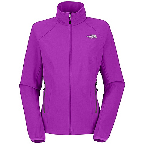 Free Shipping. The North Face Women's Nimble Jacket DECENT FEATURES of The North Face Women's Nimble Jacket TNF Apex Aerobic fabric, the most stretchable of all Apex fabrics, and wind permeability rated at 10-15 CFM Two secure hand pockets Elastic-bound cuffs Hem cinch-cord Imported The SPECS Average Weight: 15 oz / 420 g Center Back Length: 25in. 90D 246 g/m2 (8.68 oz/yd2) 90% polyester, 10% elastane four-way stretch TNF Apex Aerobic soft shell with DWR This product can only be shipped within the United States. Please don't hate us. - $89.95