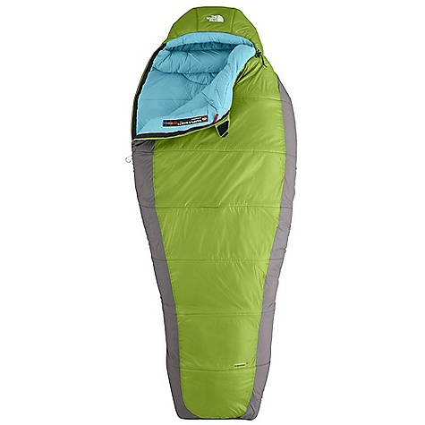 Camp and Hike Free Shipping. The North Face Women's Snow Leopard 0 Degree Sleeping Bag DECENT FEATURES of The North Face Women's Snow Leopard 0 Degree Sleeping Bag Climashield Prism shingled construction with Climashield Apex layered against the body Buttery soft fabrics Inspired fit and function Lightweight compression stuffsack Glow-in-the-dark pull-loop on zipper Internal draft tube pockets keep essentials warm and within reach The SPECS Temperature Rating: 0deg F / -18deg C Comfort: 25deg F / -4deg C Limit: 12deg F / -11deg C Extreme: -22deg F / -30deg C Stuffsack Size: 7 x 23in. / 18.5 x 58 cm Fill: Climashield Prism Climashield Apex Shape: Mummy The SPECS for Regular Total Weight: 3 lbs 12 oz / 1706 g Fill Weight: 2 lbs 15 oz / 1334 g Compressed Size: 466 cubic inches / 7.6 liter The SPECS for Long Total Weight: 4 lbs 1 oz / 1828 g Fill Weight: 3 lbs 3 oz / 1443 g This product can only be shipped within the United States. Please don't hate us. - $218.95