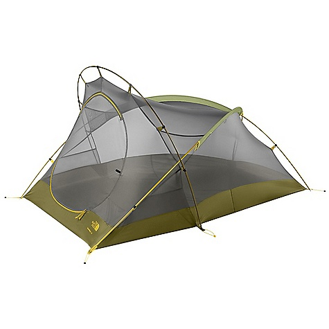 Camp and Hike Free Shipping. The North Face Big Fat Frog 24 Bx - 2 Person Tent DECENT FEATURES of The North Face Big Fat Frog 24 Bx - 2 Person Tent Lightweight, easy-to-use clip system Comprehensive colorcoded pitch Single door with huge poled vestibule Fully taped, nylon bucket floor Convenient overhead pockets Abundant gear loops Compatible with Triangle Gear Loft Durable steel stakes The SPECS Capacity: 2 Person Average Weight: 9.5 oz / 269 g Total Weight: 6 lbs 8 oz / 2.94 kg Trail Weight: 5 lbs 11 oz / 2.58 kg Fastpack Weight: 4 lbs 11 oz / 2.14 kg Footprint Weight: 8 oz / 0.23 kg Floor Area: 30.8 square feet / 2.9 square meter Vestibules: 1 Vestibules Area: 14.3 square feet / 1.3 square meter Peak Height: 42.5in. Stuffsack Size: 24 x 7in. / 61 x 17 cm Number of Poles: 4 Pole Diameter: 9 mm Doors: 1 Fly: Durable polyester taffeta, 1500 mm PU coating, water-resistant finish Canopy: Polyester in.No-See-Umin. mesh Floor: Durable nylon taffeta, 5000 mm PU coating, water-resistant finish This product can only be shipped within the United States. Please don't hate us. - $278.95
