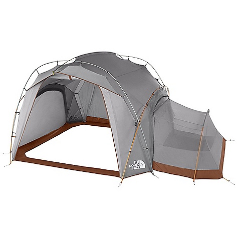 Camp and Hike Free Shipping. The North Face 2 Person Dock Tent DECENT FEATURES of The North Face 2 Person Dock Tent S/R buckle and hook attachment Nylon taffeta inner wall for privacy Double-wall construction Roll-back rainfly for stargazing Durable steel stake The SPECS Total Weight: 4 lbs 6 oz / 1.98 kg Trail Weight: 3 lbs 14 oz / 1.75 kg Floor Area: 28 square feet / 2.7 square meter Peak Height: 47in. Stuff Sack Size: 25 x 8in. / 64 x 20 cm Number of Poles: 1 Pole Diameter: 12 mm Doors: 1 Capacity: 2 Person Fly: Durable polyester taffeta, 1200 mm PU coating, water-resistant finish Mesh: Polyester in.no-see-umin. mesh Floor: Durable nylon taffeta, 3000 mm PU coating, water-resistant finish This product can only be shipped within the United States. Please don't hate us. - $138.95