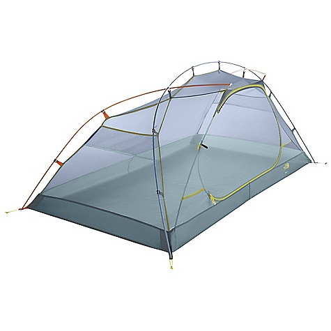 Camp and Hike On Sale. Free Shipping. The North Face Meso 2 Tent DECENT FEATURES of The North Face Meso 2 Tent Vertical front wall provides dry entrance Light and simple clip pitch High-low venting PU port on rain fly Fully taped, nylon bucket floor DAC stakes Imported The SPECS Capacity: 2 Person Total Weight: 4 lbs 5 oz / 1.96 kg Trail Weight: 3 lbs 13 oz / 1.73 kg Fast pack Weight: 2 lbs 14 oz / 1.32 kg Floor Area: 30 square feet / 2.8 square meter Vestibule: 1 Vestibule Area: 9.3 square feet / 0.9 square meter Peak Height: 36in. Number of Poles: 3 Pole Diameter: 9 mm, 9.6 mm Doors: 1 Stuff Size: 20 x 6in. / 50 x 16 cm Fly: 40D 238T nylon ripstop, 2 oz/yd2 (70 g/m2), 1500 mm PU coating/silicone water-resistant finish Canopy: 40D 210T nylon ripstop, 1.2 oz/yd2 (81 g/m2), water-resistant finish Mesh: 20D polyester in.no-see-umin. mesh Floor: 70D 210T nylon taffeta, 2.5 oz/yd2 (87 g/m2), 5000 mm PU coating, water-resistant finish This product can only be shipped within the United States. Please don't hate us. - $208.99