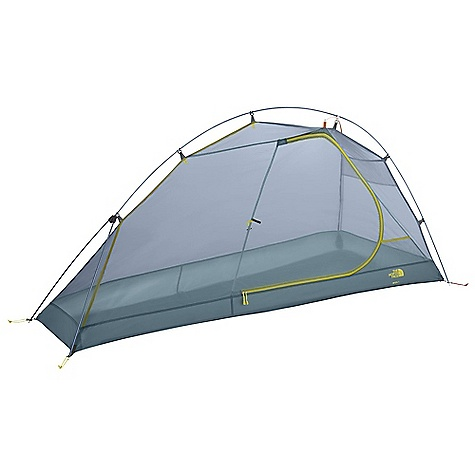Camp and Hike On Sale. Free Shipping. The North Face Mica 1 Tent DECENT FEATURES of The North Face Mica 1 Tent Light, trick architecture with weather-resistant entrance Light and simple clip pitch High-low venting PU port on rainfly Fully taped, nylon bucket floor DAC stakes The SPECS Capacity: 1 Person Total Weight: 3 lbs 3 oz / 1.44 kg Fastpack Weight: 2 lbs 3 oz / 1.0 kg Vestibules: 1 Peak Height: 36in. Number of Poles: 2 Pole Diameter: 8.5 mm Doors: 1 Stuffsack Size: 20 x 5.5in. / 50 x 14 cm Trail Weight: 2 lbs 14 oz / 1.27 kg Floor Area: 16.8 square feet / 1.6 square meter Vestibule Area: 6.9 square feet / 0.7 square meter Fly: 40D 238T nylon ripstop, 2 oz/yd2 70 g/m2), 1500 mm PU coating/silicone water-resistant finish Canopy: 40D 210T nylon ripstop, 1.2 oz/yd2 81 g/m2), water-resistant finish Mesh: 20D polyester in.no-see-umin. mesh Floor: 70D 210T nylon taffeta, 2.5 oz/yd2 87 g/m2), 5000 mm PU coating, water-resistant finish This product can only be shipped within the United States. Please don't hate us. - $185.99