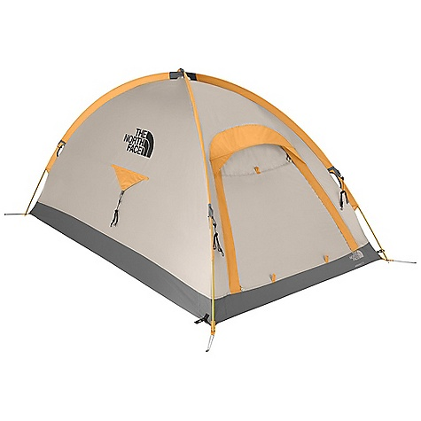 Camp and Hike Free Shipping. The North Face Assault 2 - 2 Person Tent DECENT FEATURES of The North Face Assault 2 - 2 Person Tent DryWall proprietary single skin Removable 33D siliconated nylon vestibule Drop door with upper mesh zip Reflective Kevlar guylines and glow-in-the-dark zip pulls Body and vestibule hang loops Built-in gear loft Four fabric snow stakes included The SPECS Capacity: 2 Person Total Weight: 5 lbs 4 oz / 2.38 kg Trial Weight: 4 lbs 11 oz / 2.14 kg Floor Area: 26 square feet / 2.4 square meter Vestibule: 1 Vestibule Area: 6.8 square feet / 0.7 square meter Peak Height: 44in. Stuff Sack Size: 20 x 6in. / 50 x 16 cm # of Poles: 2+1 Pole Diameter: 9 mm, 9.6 mm Door: 1 Fly: Lightweight nylon ripstop, 1500 mm PU coating/silicone water resistant finish DryWall Canopy: Polyester ripstop, 1200 mm hydrostatic head, 869 g/m2/24h MVTR (ASTM E96B) Floor: Durable nylon taffeta, 3000 mm PU coating, water-resistant finish Mesh: Polyester in.no-see-umin. mesh This product can only be shipped within the United States. Please don't hate us. - $438.95