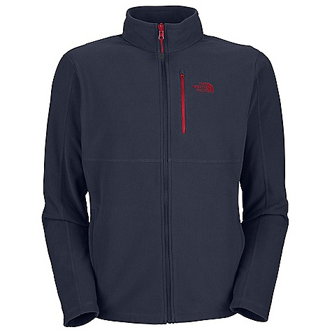 Free Shipping. The North Face Men's TKA 100 Texture Cap Rock Full Zip Jacket DECENT FEATURES of The North Face Men's TKA 100 Texture Cap Rock Full Zip Jacket Zip-in compatible integration with complementing garments from The North Face Extremely soft hand feel with unique surface texture Provides 7% more warmth and 20% more thermal efficiency at 11% less weight than original TKA 100 Provides warmth without the weight and bulk of traditional insulating fabrics Highly breathable to provide comfort in all activities Dries quickly to minimize heat loss and has pill-resistant face and back Zip-in compatible integration with complementing garments from The North Face Napoleon chest zip pocket Hand pockets The SPECS Average Weight: 14.11 oz / 400 g Center Back Length: 27in. 190 g/m2 100% polyester Polartec Classic 100 Micro This product can only be shipped within the United States. Please don't hate us. - $69.95