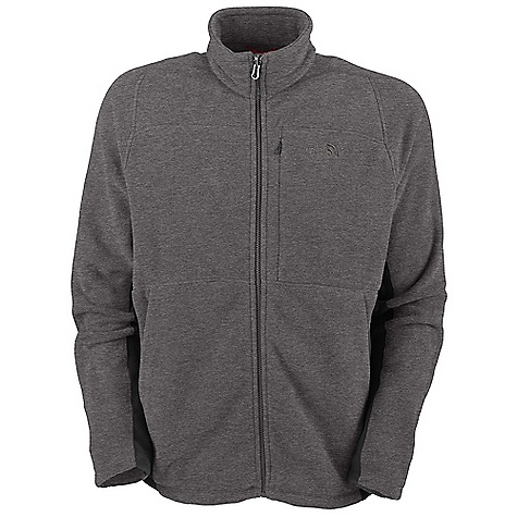 Free Shipping. The North Face Men's TKA 200 Echo Full Zip Jacket DECENT FEATURES of The North Face Men's TKA 200 Echo Full Zip Jacket Midlayer insulating fleece with a brushed micro face Heavyweight, soft, lofty SDS grid fleece Ultraviolet protection factor (UPF) 30 Dries quickly to minimize heat loss Four times' improvement in wind protection at 53 CFM Zip-in compatible integration with complementing garments from The North Face full zip with select outerwear styles Underarm gusset for increased mobility Invisible zip chest pocket Secure zip lower pockets Pop color logos, sliders and pulls bluesign approved fabric Imported The SPECS Average Weight: 18.5 oz / 525 g Center Back Length: 27.25in. 250 g/m2 100% polyester micro fleece This product can only be shipped within the United States. Please don't hate us. - $84.95
