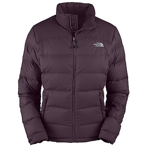 Free Shipping. The North Face Women's Nuptse 2 Jacket DECENT FEATURES of The North Face Women's Nuptse 2 Jacket Zip-incompatible integration with complementing garments from The North Face Stows in hand pocket Brushed collar lining Two secure-zip hand pockets Internal chest pocket Self fabric adjustable cuff tabs Hem cinch-cord The SPECS Average Weight: 21.66 oz / 614 g Center Back Length: 26in. Body: 50D 85 g/m2 (2.5 oz/yd2) 100% polyester faille taffeta (bluesign approved fabric) Insulation: 700 fill goose down This product can only be shipped within the United States. Please don't hate us. - $219.95