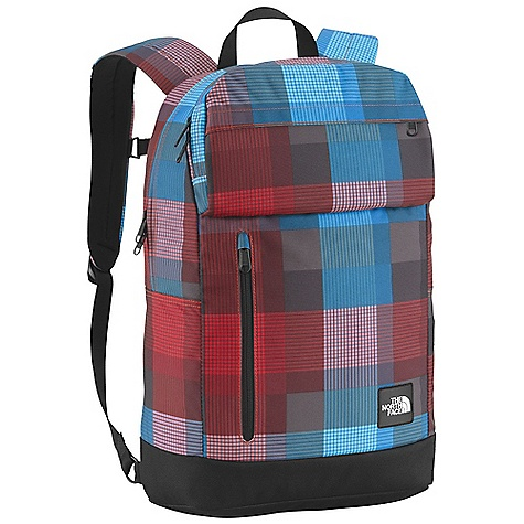 Camp and Hike On Sale. Free Shipping. The North Face Singletasker Backpack DECENT FEATURES of The North Face Singletasker Backpack FlexVent injection-molded shoulder straps Comfortable, padded air-mesh back panel Large main compartment with padded laptop sleeve Front, durable, water-resistant zippered pocket with padded phone pocket, electronics pocket and exterior tricot-lined stash pocket Front vertical stash pocket Removable sternum strap The SPECS Avg Weight: 2 lbs / 910 g Volume: 1465 cubic inches / 24 liter 630D ballistics nylon, 1200D polyester, 600D polyester print, 1200D polyester This product can only be shipped within the United States. Please don't hate us. - $49.99