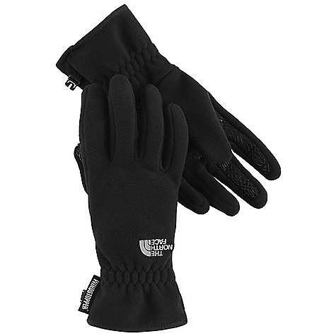 Free Shipping. The North Face Women's Pamir Windstopper Glove DECENT FEATURES of The North Face Women's Pamir Windstopper Glove 5 Dimensional Fit Radiametric Articulation Weather-resistant DWR finish Excellent warmth in wind Breathable The SPECS Shell: Gore Windstopper Palm: Amara with silicone gripper pattern This product can only be shipped within the United States. Please don't hate us. - $54.95