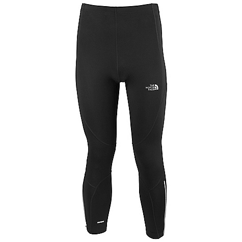 Free Shipping. The North Face Men's GTD Tight DECENT FEATURES of The North Face Men's GTD Tight Layered venting system Breathable mesh panels Back zip pocket Calf zips Reflective piping and logos The SPECS Inseam: 27.5in. Body: 289 g/m2 87% polyester, 13% elastane Panel: 140 g/m2 90% polyester, 10% elastane mesh This product can only be shipped within the United States. Please don't hate us. - $69.95