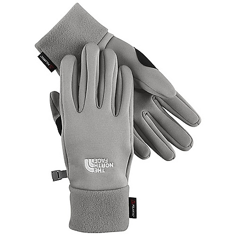 The North Face Women's Powerstrech Glove DECENT FEATURES of The North Face Women's Powerstrech Glove Women-specific 5 Dimensional Fit Radiametric Articulation Reinforced thenar portion of thumb Bluesign approved fabric Imported The SPECS Polartec Power Stretch This product can only be shipped within the United States. Please don't hate us. - $34.95