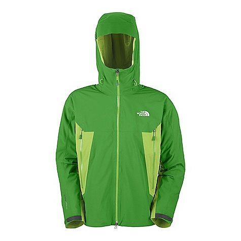 On Sale. Free Shipping. The North Face Men's Potosi Jacket DECENT FEATURES of The North Face Men's Potosi Jacket Alpine fit Waterproof, breathable, seam sealed Attached, fully adjustable, helmet-compatible hood Comfort mapping lining inside Two alpine pockets One internal chest pocket Pit-zip vents Nonabrasive molded cuff tabs Hem cinch-cord The SPECS Average Weight: 28.88 oz / 800 g Center Back Length: 29in. 70D 125 g/m2 (3.69 oz/yd2) 100% nylon dobby HyVent Alpha This product can only be shipped within the United States. Please don't hate us. - $173.99
