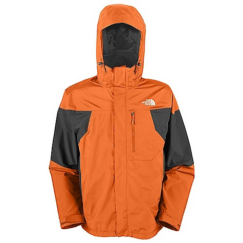 On Sale. Free Shipping. The North Face Men's Mountain Light Jacket DECENT FEATURES of The North Face Men's Mountain Light Jacket Waterproof, breathable, seam sealed Zip-in-compatible integration with complementing garments from The North Face Fully adjustable, removable drop hood with lower face protection Brushed collar lining Center front zip and Velcro closure Napoleon chest pocket Two venting hand pockets Internal stretch water bottle pocket The SPECS Average Weight: 21.87 oz / 620 g Center Back Length: 30in. 40D 105 g/m2 (3.1 oz/yd2) 100% nylon Gore-Tex Shell 2L ripstop This product can only be shipped within the United States. Please don't hate us. - $185.99