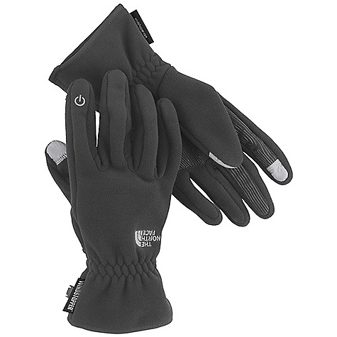 On Sale. Free Shipping. The North Face Men's Etip Pamir Windstopper Glove DECENT FEATURES of The North Face Men's Etip Pamir Windstopper Glove Etip functionality works with a touch-screen device 5 Dimensional Fit ensures consistent sizing Radiametric Articulation keeps hands in their natural relaxed position Weather-resistant DWR finish keeps gloves dry Excellent warmth in windy conditions The SPECS Shell: Gore Windstopper Palm: Amara with silicone gripper pattern This product can only be shipped within the United States. Please don't hate us. - $51.99