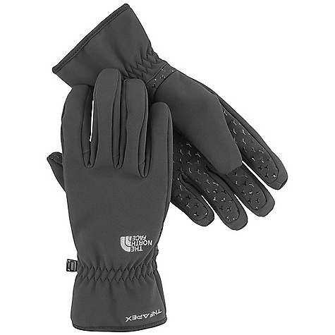 Free Shipping. The North Face Men's TNF  Insulated Apex Glove DECENT FEATURES of The North Face Men's TNF Insulated Apex Glove 5 Dimensional Fit Radiametric Articulation Insulated yet breathable Long-lasting DWR finish Silicone gripper palm pattern The SPECS Shell: TNF Apex Climate Block with DWR Lining: Brushed tricot Back of Hand Insulation: 100 g Heat seeker This product can only be shipped within the United States. Please don't hate us. - $54.95