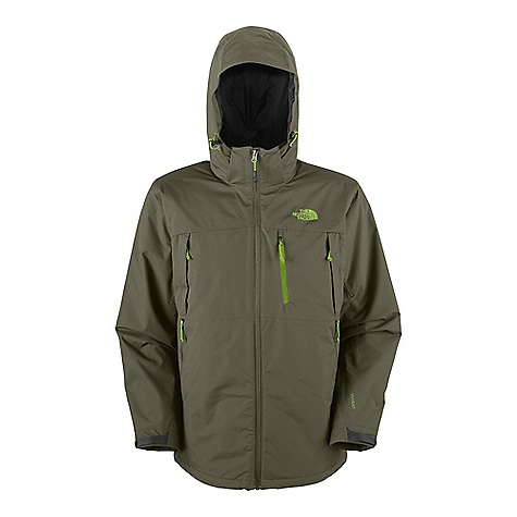 On Sale. Free Shipping. The North Face Men's Snowdonia Insulated Parka DECENT FEATURES of The North Face Men's Snowdonia Insulated Parka Standard fit Waterproof, breathable, seam sealed Fully adjustable, insulated, removable hood Center front zip exposed zip with back stormflap Napoleon chest pocket Two core vents at chest Two hand pockets Nonabrasive molded cuff tabs Waist and hem cinch-cord The SPECS Average Weight: 29.28 oz / 830 g Center Back Length: 32in. Body: 70D 124 g/m2 (3.65 oz/yd2) 100% nylon dobby HyVent 2L Insulation: 80 g Heatseeker This product can only be shipped within the United States. Please don't hate us. - $159.99