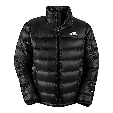 Free Shipping. The North Face Men's La Paz Jacket DECENT FEATURES of The North Face Men's La Paz Jacket Standard fit Stow able in left hand pocket Bound cuffs Two hand pockets Hem cinch-cord The SPECS Average Weight: 15.87 oz / 450 g Center Back Length: 28in. Body: 22D 38 g/m2 (1.12 oz/yd2) 100% nylon ripstop Insulation: 600 fill goose down This product can only be shipped within the United States. Please don't hate us. - $178.95
