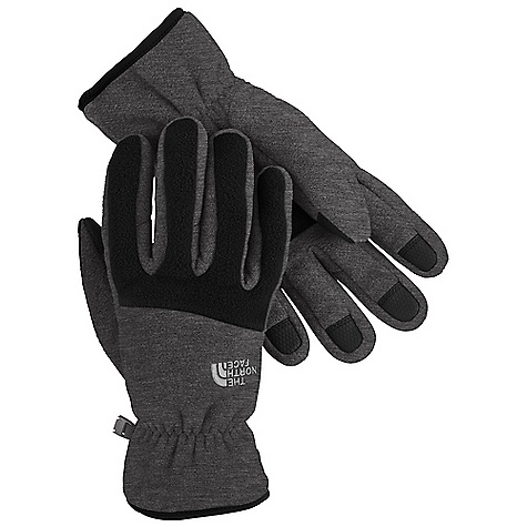 The North Face Manaslu Insulated Glove DECENT FEATURES of The North Face Manaslu Insulated Glove 5 Dimensional Fit ensures consistent sizing Radiametric Articulation keeps hands in their natural relaxed position Nylon Taslan over knuckles and fingers for added durability Synthetic gripper palm for added grip Elastic wrists seal out the cold The SPECS Shell: 300-weight fleece with nylon Taslan overlay Palm: Polyurethane (PU) gripper Insulation: 40 g Heatseeker This product can only be shipped within the United States. Please don't hate us. - $34.95