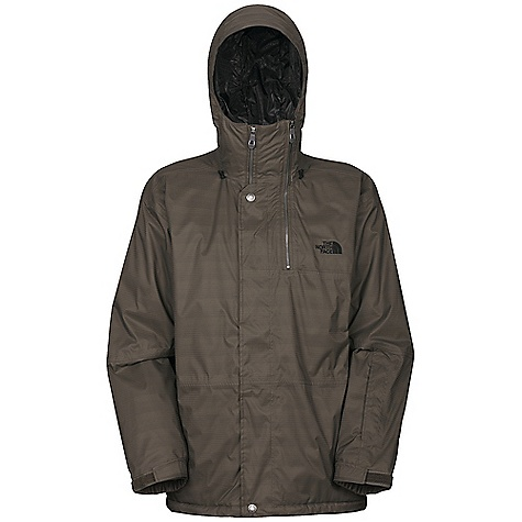 On Sale. Free Shipping. The North Face Men's Lemmy Jacket DECENT FEATURES of The North Face Men's Lemmy Jacket Waterproof, beathable, fully seam sealed Adjustable fixed hood Zip neck gusset Pit-zip vents Zip handwarmer pockets Window pass pockets External media pocket Internal goggle pocket Snap-away powder skirt with elastic gripper Pant-a-locks Adjustable hem system Wrist accessory pocket with goggle cloth Hook-and-loop adjustable cuffs Buddy lift clip The SPECS Shell: 2L Hyvent stripe dobby, bluesign approved Lining: Embossed taffeta Insulation: Heatseeker Eco 100 g (body), 80 g (sleeves) This product can only be shipped within the United States. Please don't hate us. - $148.99