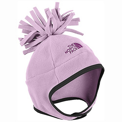Entertainment On Sale. The North Face Baby Noggin' Hat DECENT FEATURES of The North Face Baby Noggin' Hat Velcro chin strap Double-weight ear band The SPECS Average Weight: 1.2 oz / 33.96 g 160 g/m2 100% polyester This product can only be shipped within the United States. Please don't hate us. - $15.99