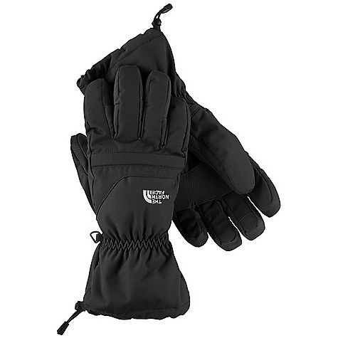 On Sale. Free Shipping. The North Face Men's Etip Facet Glove DECENT FEATURES of The North Face Men's Etip Facet Glove 5 Dimensional Fit Waterproof and breathable HyVent insert Radiametric Articulation Storm Door cuff gasket Super-warm fourchette-box finger construction Imported The SPECS Shell: HyVent 2L Lining: Knit poly with Etip Palm: PU gripper Palm Insulation: 100 g Heat seeker Back of Hand Insulation: 150 g Heat seeker Insert: HyVent This product can only be shipped within the United States. Please don't hate us. - $49.99