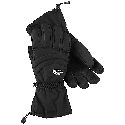 On Sale. Free Shipping. The North Face Women's Etip Facet Glove DECENT FEATURES of The North Face Women's Etip Facet Glove Women-specific 5 Dimensional Fit Waterproof and breathable HyVent insert Radiametric Articulation Storm Door cuff gasket Super-warm fourchette-box finger construction Imported The SPECS Shell: HyVent 2L Lining: Knit poly with Etip Palm: PU gripper Palm Insulation: 150 g Heat seeker Back of Hand Insulation: 200 g Heat seeker Insert: HyVent This product can only be shipped within the United States. Please don't hate us. - $49.99