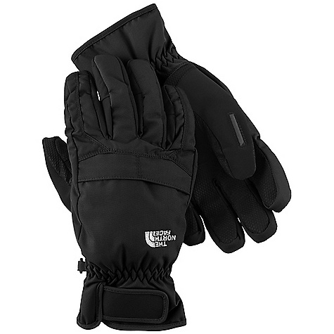 On Sale. Free Shipping. The North Face Men's Under Montana Glove DECENT FEATURES of The North Face Men's Under Montana Glove 5 Dimensional Fit Waterproof and breathable HyVent insert Radiametric Articulation Under-jacket cuff gasket Super-warm fourchette-box finger construction The SPECS Shell: HyVent 2L Lining: Brushed tricot Palm: PU gripper Palm Insulation: 100 g Heat seeker Back of Hand Insulation: 150 g Heat seeker Insert: HyVent This product can only be shipped within the United States. Please don't hate us. - $44.99