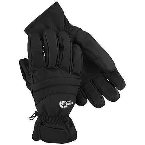 On Sale. Free Shipping. The North Face Women's Etip Facet Under Glove DECENT FEATURES of The North Face Women's Etip Facet Under Glove Women-specific 5 Dimensional Fit Waterproof and breathable HyVent insert Radiametric Articulation Under-jacket cuff gasket Super-warm fourchette-box finger construction Imported The SPECS Shell: HyVent 2L Lining: Knit poly with Etip Palm: PU gripper Palm Insulation: 150 g Heat seeker Back of Hand Insulation: 200 g Heat seeker Insert: HyVent This product can only be shipped within the United States. Please don't hate us. - $58.99