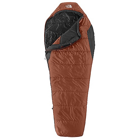 Camp and Hike Free Shipping. The North Face Aleutian 2S 40 Degree Sleeping Bag DECENT FEATURES of The North Face Aleutian 2S 40 Degree Sleeping Bag Heatseeker synthetic insulation Soft ripstop polyester shell Internal watch pocket Screen-printed stuffsack The SPECS Temperature Rating: 40deg F / 4deg C Comfort: 45deg F / 7deg C Limit: 36deg F / 2deg C Extreme: 11deg F / -12deg C Stuffsack Size: 8 x 12in. / 20 x 30 cm Fill: Heatseeker Shape: Mummy The SPECS for Regular Total Weight: 2 lbs 1 oz / 940 g Fill Weight: 14 oz / 410 g Compressed Size: 862 cubic inches / 14.1 liter The SPECS for Long Total Weight: 2 lbs 4 oz / 1010 g Fill Weight: 1 lb / 450 g Compressed Size: 903 cubic inches / 14.8 liter This product can only be shipped within the United States. Please don't hate us. - $98.95
