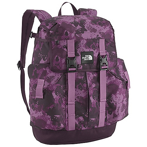 On Sale. Free Shipping. The North Face Women's Amirite Pack DECENT FEATURES of The North Face Women's Amirite Pack Women-specific, FlexVent injection-molded shoulder straps Large main compartment with padded laptop sleeve and slip-in pockets Dual side-zippered stash pockets Tricot-lined stash pocket on top flap Front stash pocket with magnetic closure Removable sternum strap The SPECS Average Weight: 2 lbs 2 oz / 960 g Volume: 1710 cubic inches / 28 liter Black: 630D ballistics nylon, 1200D polyester Colors: 600D polyester print, 1200D polyester This product can only be shipped within the United States. Please don't hate us. - $63.99