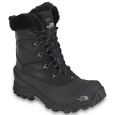 On Sale. Free Shipping. The North Face Men's McMurdo II Boot DECENT FEATURES of The North Face Men's McMurdo II Boot Upper: Waterproof, BLC-compliant nubuck leather upper Waterproof construction for the ultimate weather protection 400 g PrimaLoft Eco recycled insulation Faux-fur collar Fully lined with Dri-Lex fleece Rustproof metal hardware Anatomically engineered, injection-molded waterproof TPR shell with forefoot grooves Northotic+ dual-density footbed with softer heel and forefoot cushioning pads Bottom: Compression-molded EVA midsole Durable TNF Winter Grip rubber outsole IcePick temperature-sensitive outsole lugs for increased traction The SPECS Last: TNF-SB-01 Approx Weight: 1/2 pair: 1 lb 14 oz / 839 g, pair: 3 lbs 12 oz / 1678 g This product can only be shipped within the United States. Please don't hate us. - $109.99