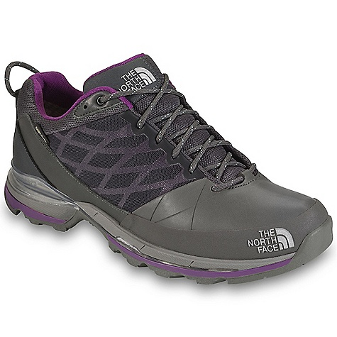 Camp and Hike Free Shipping. The North Face Women's Havoc GTX XCR Shoe DECENT FEATURES of The North Face Women's Havoc GTX XCR Shoe Upper: Gore-Tex Extended Comfort Range waterproof, breathable membrane Full-grain leather toe and mudguard Welded, synthetic, breathable midfoot Protective rubber toe cap Northotic Pro upgraded EVA footbed with Poron Resource heel and forefoot-cushioning pads and ESS Cradle support Bottom: TPU and EVA Cradle heel-cushioning and stability system Combination compression-molded EVA and poured PU midsole TPU Snake Plate forefoot protection Exclusive Vibram rubber outsole Imported The SPECS Last: L-TNF-001 Approx Weight: 1/2 pair: 13.5 oz / 385 g, pair: 1 lb 11 oz / 770 g This product can only be shipped within the United States. Please don't hate us. - $149.95