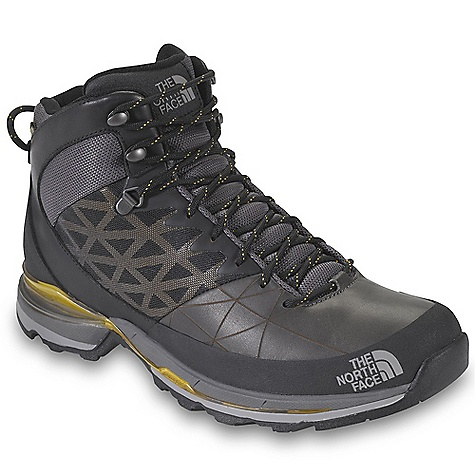 Camp and Hike On Sale. Free Shipping. The North Face Men's Havoc Mid GTX XCR Boot DECENT FEATURES of The North Face Men's Havoc Mid GTX XCR Boot Upper: Gore-Tex Extended Comfort Range waterproof, breathable membrane Full-grain leather toe and mudguard Welded-synthetic, breathable midfoot Protective rubber toe cap Northotic Pro upgraded EVA footbed with Poron Resource heel and forefoot-cushioning pads and ESS Cradle support Bottom: TPU and EVA Cradle heel-cushioning and stability technology Combination compression-molded EVA and poured PU midsole TPU Snake Plate forefoot protection Exclusive Vibram rubber outsole Imported The SPECS Last: TNF-001 Approx Weight: 1/2 pair: 1 lb 1 oz / 485 g, pair: 2 lbs 2 oz / 970 g This product can only be shipped within the United States. Please don't hate us. - $111.99