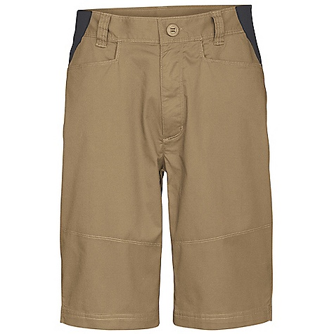 On Sale. Free Shipping. The North Face Men's Bishop Short DECENT FEATURES of the North Face Men's Bishop Short Midweight stretch fabric with heritage wash Ultraviolet protection factor (UPF) 50 Stretch inserts at waistband for comfort and fit Zip utility pocket Gusset at crotch Harness-friendly Envelope-entry back pockets Articulation at knees Cinch-cord at bottom hem Imported The SPECS Imported Inseam: regular: 11in. 194 g/m2 99% cotton, 1% elastane Stretch Inserts: 142 g/m2 87% polyester, 13% elastane (bluesign approved fabric) This product can only be shipped within the United States. Please don't hate us. - $28.99