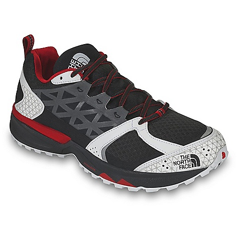 Free Shipping. The North Face Men's Single-Track II Shoe DECENT FEATURES of The North Face Men's Single-Track II Shoe Upper: Tongue scree collar Tight-weave mesh C-Delta metatarsal fit system OrthoLite Northotic footbed Bottom: CRADLE heel-cushioning and stability technology 22 mm/10 mm heel/forefoot heights Dual-density, compressionmolded EVA midsole Tenacious Grip sticky rubber outsole TPU Snake Plate forefoot protection Imported The SPECS Last: TNF-013 Approx Weight: 1/2 pair: 11.5 oz / 326 g, pair: 1 lb 7 oz / 702 g This product can only be shipped within the United States. Please don't hate us. - $109.95