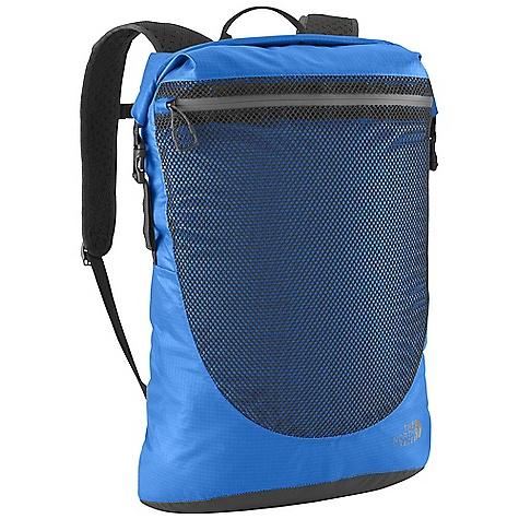 Camp and Hike On Sale. Free Shipping. The North Face Waterproof Daypack DECENT FEATURES of The North Face Waterproof Daypack Waterproof pack body with roll-top closure Fully taped seams External mesh pocket with PU zipper Imported The SPECS Average Weight: 1 lb 2 oz / 510 g Volume: 2105 cubic inches / 34.5 liter 210D double ripstop, double side PU4*PU2 nylon This product can only be shipped within the United States. Please don't hate us. - $62.99