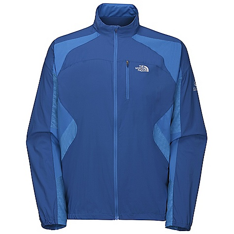 On Sale. Free Shipping. The North Face Men's Better Than Naked Cool Jacket DECENT FEATURES of The North Face Men's Better Than Naked Cool Jacket Body-mapped ventilation Strategic bonded, stitchless seams Laser-cut perforated ventilation Placed graphic Reflectivity Chest pocket DWR coated Imported The SPECS Average Weight: 4.9 oz Body: 53 g/m2 100% nylon ripstop Panels: 92 g/m2 86% polyester, 14% elastane stretch woven, 140 g/m2 90% polyester, 10% elastane knit mesh This product can only be shipped within the United States. Please don't hate us. - $79.99