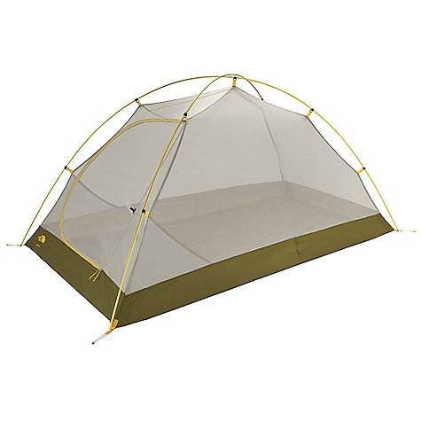 Camp and Hike Free Shipping. The North Face Flint 2 Tent DECENT FEATURES of The North Face Flint 2 Tent Light and simple clip pitch Comprehensive color coding Fully taped, nylon floor Abundant gear loops Fully waterproof guy-out points Internal pockets Durable steel stakes Imported The SPECS Capacity: 2 Person Total Weight: 4 lbs 15 oz / 2.24 kg Fastpack Weight: 3 lbs 3 oz / 1.46 kg Vestivules: 1 Peak Height: 41in. Number of Poles: 2 Pole Diameter: 9 mm Doors: 1 Stuffsack Size: 22 x 7in. / 55 x 17 cm Trail Weight: 4 lbs 5 oz / 1.97 kg Floor Area: 30 square feet / 2.8 square meter Vestibule Area: 6.3 square feet / 0.6 square meter Fly: 75D 190T polyester taffeta, 2.3 oz/yd2 80 g/m2), 1500 mm PU coating, water-resistant finish Canopy: 50D nylon in.no-see-umin. mesh Floor: 70D 190T nylon taffeta, 2.4 oz/yd2 83 g/m2), 5000 mm PU coating, water-resistant finish 70D 190T nylon coated with 2000 mm PU This product can only be shipped within the United States. Please don't hate us. - $168.95