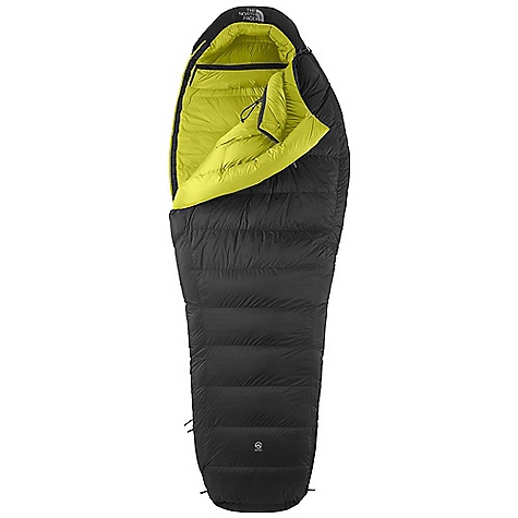 Camp and Hike Free Shipping. The North Face Inferno 0 Degree Sleeping Bag DECENT FEATURES of The North Face Inferno 0 Degree Sleeping Bag 850+ fill goose down 20D Pertex Endurance shell Side-block chevron baffles Vaulted footbox Ergonomic heat trap Expedition fit Compression stuffsack doubles as a summit pack The SPECS Temperature Rating: 0deg F / -18deg C Comfort: 16deg F / -9deg C Limit: 3deg F / -16deg C Extreme: -35deg F / -37deg C Fill: 850+ Down Fill Weight: 1 lb 11 oz / 765 g Shape: Mummy Stuff Size: 21 x 10in. / 53 x 25 cm The SPECS for Regular Total Weight: 2 lbs 15 oz / 1332 g Compressed Volume: 608 cubic inches / 10 liter The SPECS for Long Total Weight: 3 lbs 3 oz / 1446 g Compressed Volume: 689 cubic inches / 11.3 liter This product can only be shipped within the United States. Please don't hate us. - $488.95