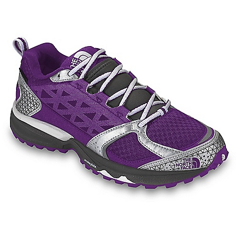 Free Shipping. The North Face Women's Single-Track GTX XCR II Shoe DECENT FEATURES of The North Face Women's Single-Track GTX XCR II Shoe Upper: Gore-Tex Extended Comfort Range waterproof, breathable membrane Tongue scree collar Tightweave mesh C-Delta metatarsal fit system OrthoLite Northotic footbed Bottom: CRADLE heel-cushioning and stability technology 22 mm/10 mm heel/forefoot heights Dual-density, compression-molded EVA midsole Tenacious Grip sticky rubber outsole TPU Snake Plate forefoot protection Abrasion-resistant tight-weave mesh Imported The SPECS Last: L\TNF-013 Approx Weight: 1/2 pair: 10.3 oz / 292 g, pair: 1 lb 5 oz / 584 g This product can only be shipped within the United States. Please don't hate us. - $134.95